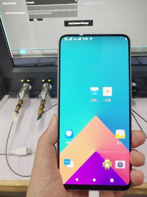 5G版NEX曝光 vivo初步完成商用5G手机开发