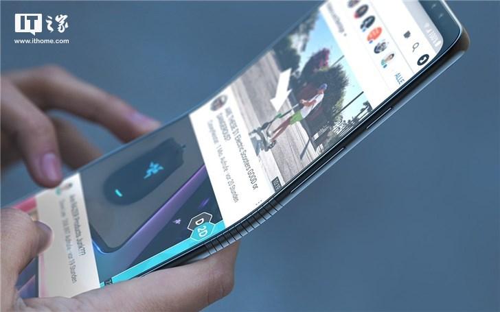 消息称三星将向OPPO和小米提供可折叠手机屏幕