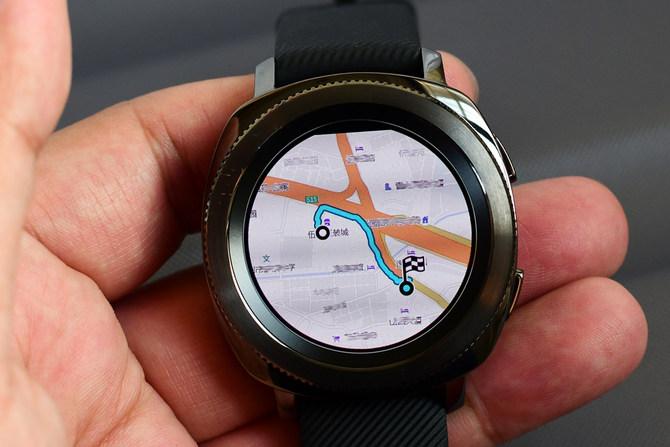 入手三星Gear Sport:这样的运动智能手表才算专业
