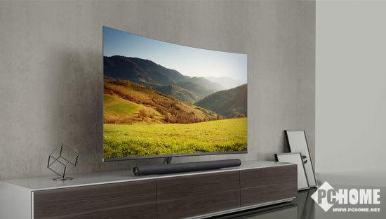 智能家居核心入口 TCL在柏林首发曲面全面屏C7电视