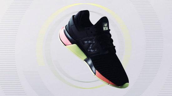 索尼与New Balance研发智能跑鞋,搭载电子墨水屏