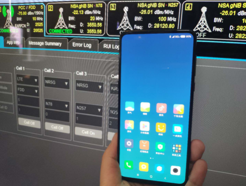 小米成功打通5G信令和数据链路
