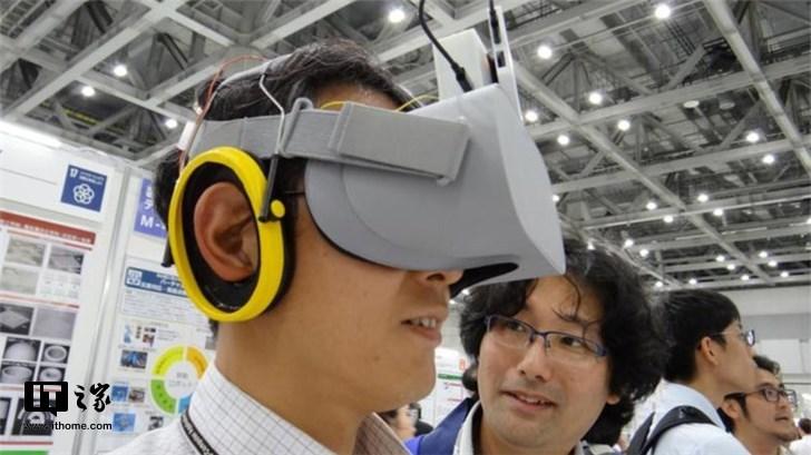 日本厂商为VR设备加入电流刺激:让你产生天旋地转的感觉