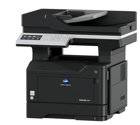 柯尼卡美能达推出黑白激光打印机和多功能一体机三款新品