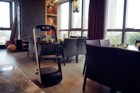 送餐机器人将要飞入寻常餐饮店吗?