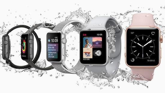 可穿戴设备出货量排名:苹果地位岌岌可危
