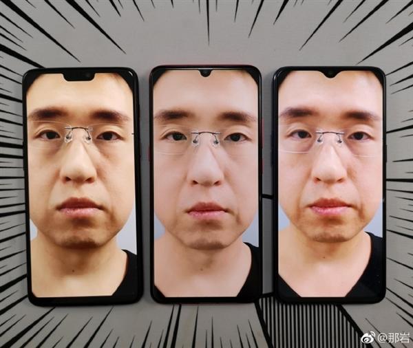 使用刘海屏/水滴屏自拍有何区别?