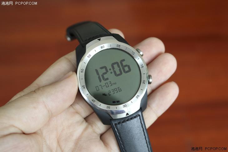 TicWatch  Pro智能手表,心率监测智慧双屏