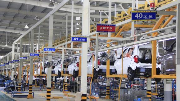 角逐新能源市场,金彭突破低速车印象桎梏对标长安