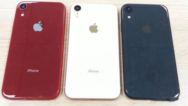 iPhone 5C的继任者 iPhone XC真机图泄露