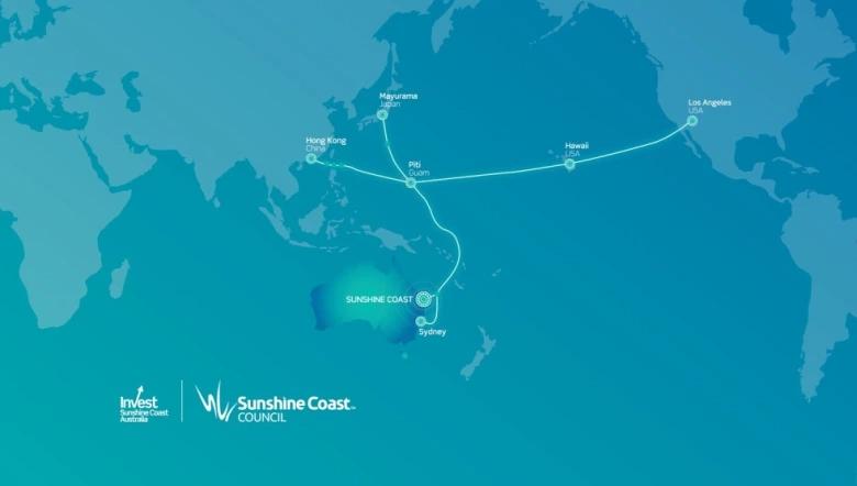 谷歌筹建新海底光缆 连接澳洲阳光海岸至日本
