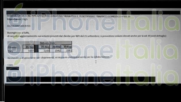 快递公司泄密:苹果iPhone XS和XC将于9月21日开卖