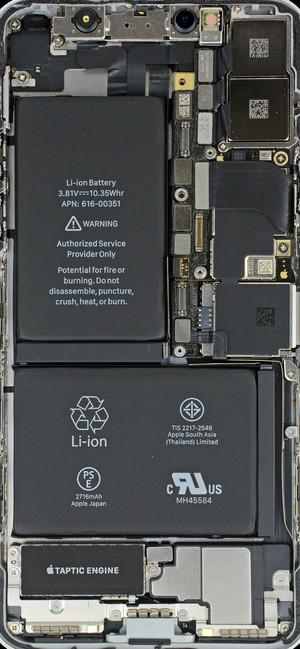 新iPhone电池设计曝光:采用双节电池设计