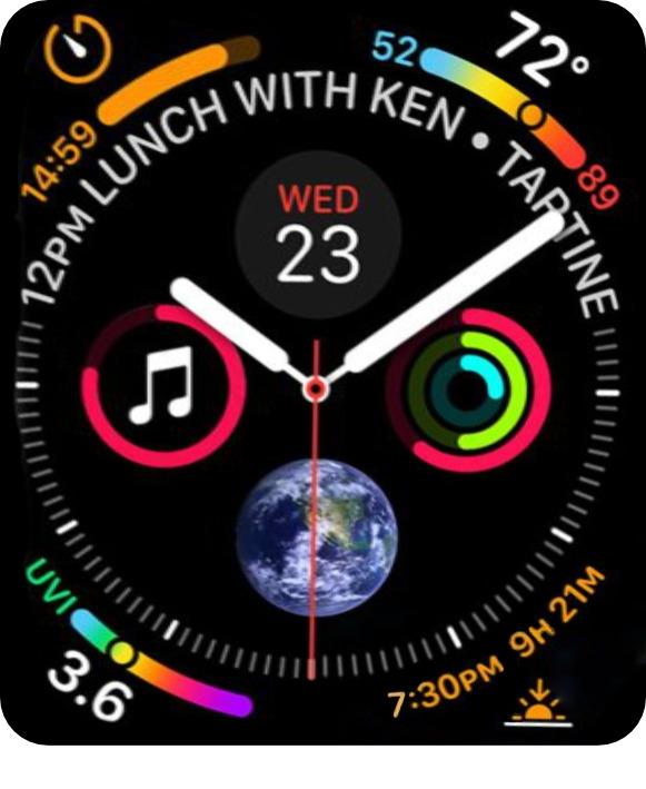 跟随新iPhone!苹果新Watch曝光:64位处理器