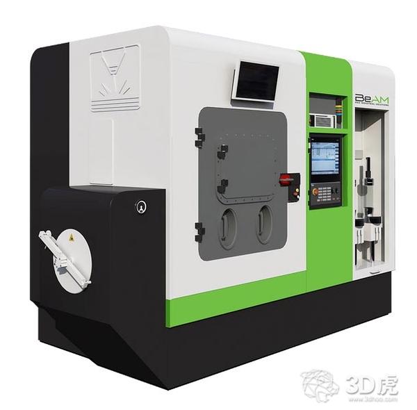 ORNL购买BeAM的Modulo 400 3D打印机
