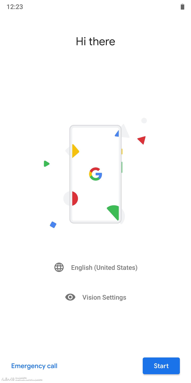 屏占比惊人!谷歌竟准备了杀手级产品:100%屏占比手机