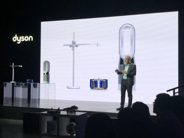 戴森发布首款灯具:自动调节色温 中国首发