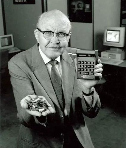 IC走过60年,没有他就没有我们今天的科技