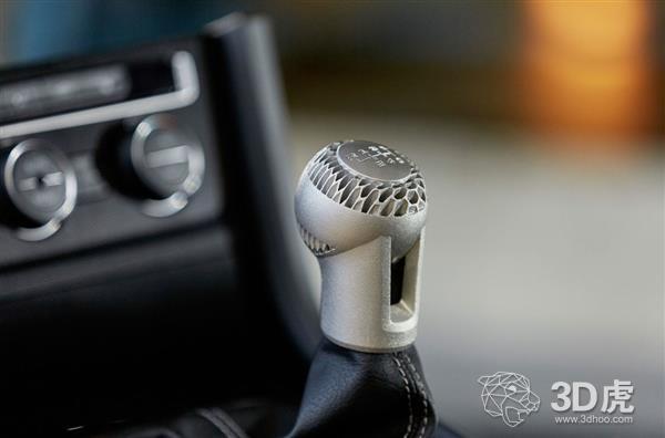 大众汽车使用金属3D打印进行汽车零部件批量生产