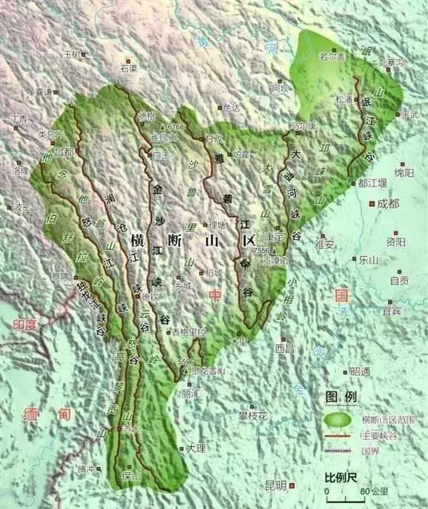 总投资2700亿!川藏铁路最难路段林芝至雅安段越来越近