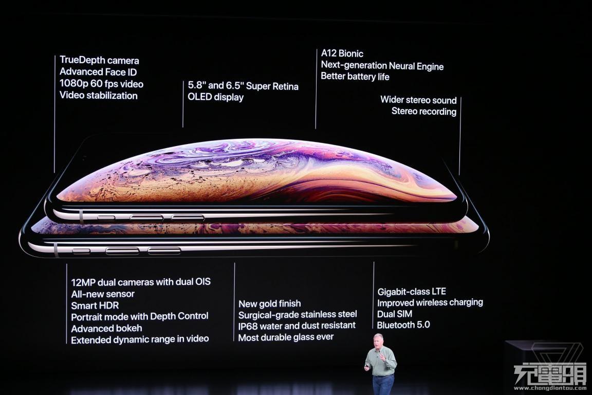 三款新iPhone全系搭载升级版无线充电!