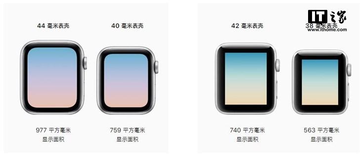 买新还是买旧?苹果Apple Watch Series 4全面对比Series 3