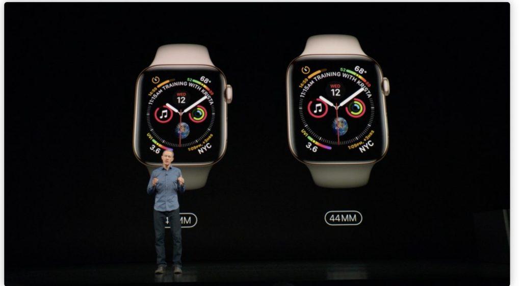 苹果发布 Apple Watch Series 4,心电图检测功能获好评