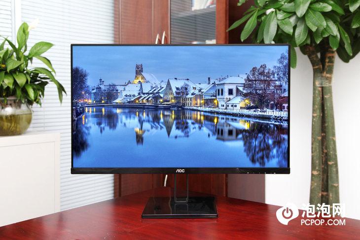 家用办公优选新选择 AOC 27V2H窄边框显示器评测