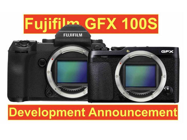 一亿像素终于来了了 富士GFX 100S将与廉价版GFX 50R同时现身