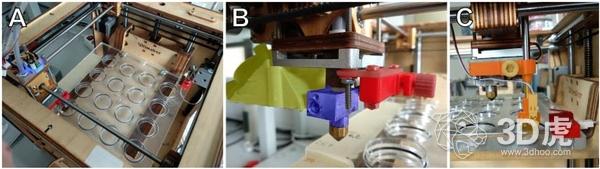PetriPrinter:专为生物3D打印设计的开源软件