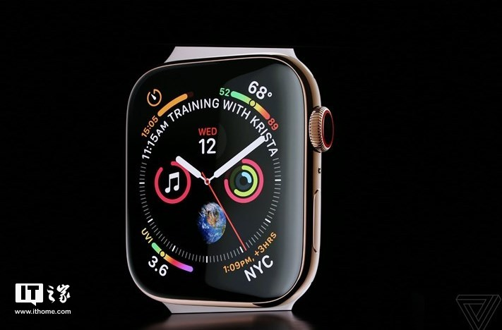 郭明錤:苹果iPhone XS预售低于预期,Apple Watch Series 4表现亮眼