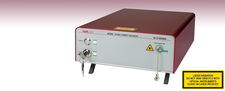 Thorlabs推出新型MEMS-VCSEL扫频激光光源