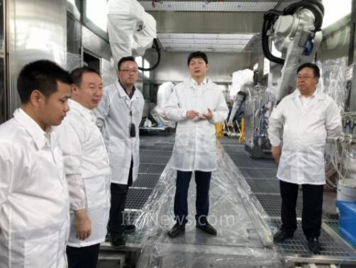 ABB机器人与机械工业第九设计研究院战略合作签约仪式
