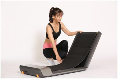 网红健身神器,小米黑科技WaklingPad走步机