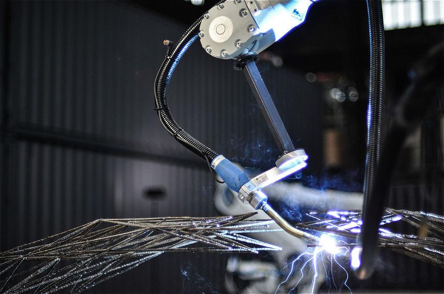 当机器学习遇上3D打印,大型工业制造革命指日可待