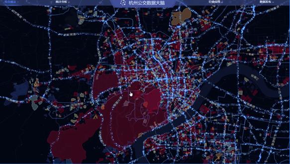 阿里城市大脑助力交通改善,公交速度赶超地铁