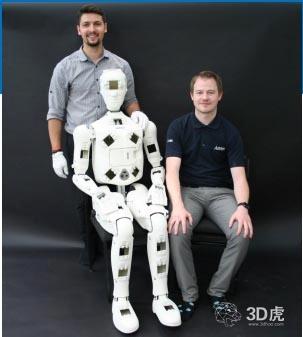 ARRK使用3D打印开发用于汽车测试的敏感假人