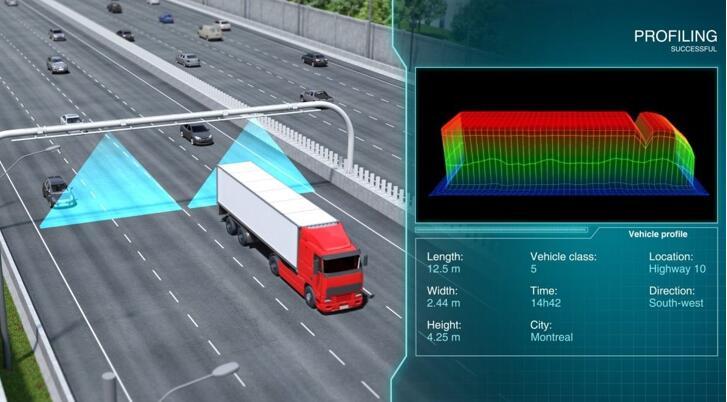 突破自动驾驶 固态激光雷达赋能下一代智能交通系统