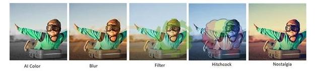 性能爆发!华为Mate 20拍照加入新特性:水下模式、视频背景虚化