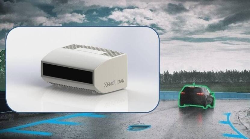 XenomatiX发布高性能激光雷达XenoLidar 真正芯片级全固态