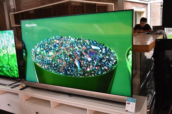 电视市场进入存量竞争阶段 更新换代为何首选海信