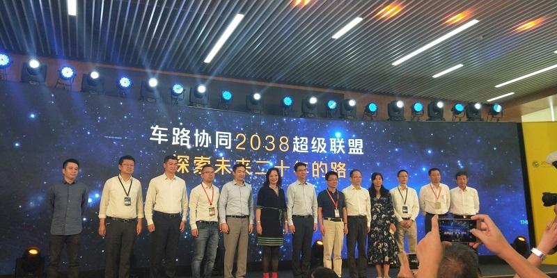 阿里拿下杭州第一张自动驾驶测试牌照,退位前的马云大招频出