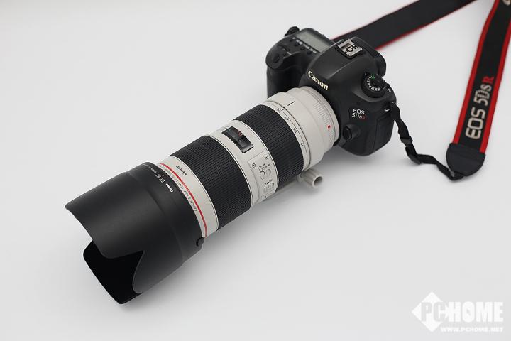 """红线的力量 佳能镜头""""小白伞""""评测"""