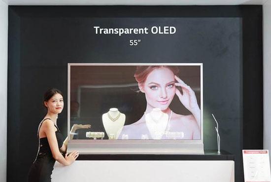 LG Display:广州工厂投建助力OLED市场井喷
