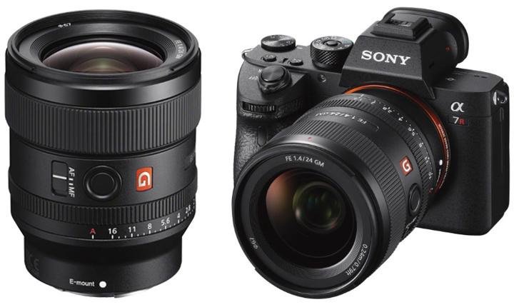 夜之眼 索尼发布FE 24mm F1.4 GM镜头