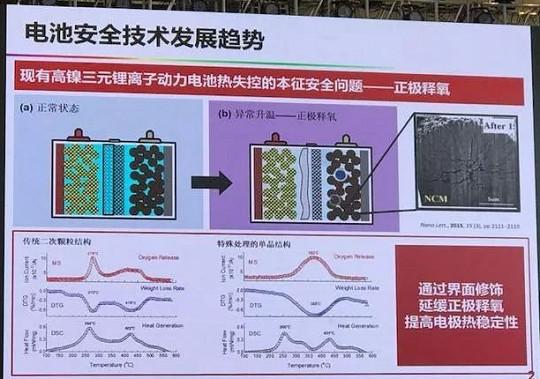 高比能量电池安全难题待解  欧阳明高提出三大建议