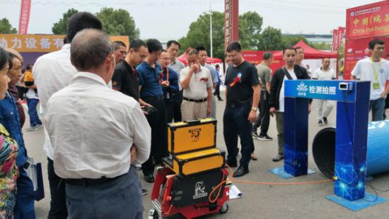 """瑞昌刮起机器人比赛小旋风——""""施罗德杯""""全国特种机器人大赛"""