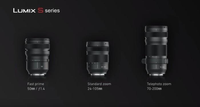 松下全新全画幅相机正式发布 三家联合打造L卡口