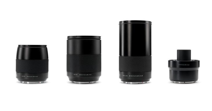 哈苏发布三款XCD系列镜头 包含中画幅最大光圈XCD 80mm f/1.9