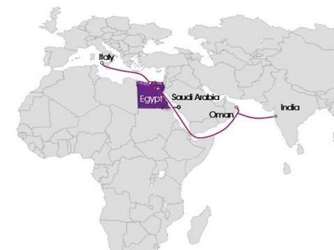埃及电信以1500万美元收购子公司EISCC 50%的股份